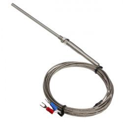 3m K Typ -100 ~ 1250 Grader Termo 100mm Probe Sensorer