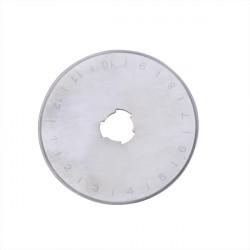 3stk 45mm Edelstahl Kreissägeblatt Ersatzklinge für Rollschneider