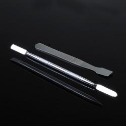 3st / Som Metall och Plast Bända Upp Verktyg för Apple iPad iPhone