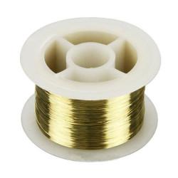 50m 0.1mm Golddraht Cutting Linie LCD äußeres Glas Separator