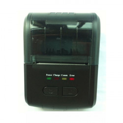 58MM Bærbar Mini Bluetooth Modtagelse & Pos & Barcode Thermal Printer
