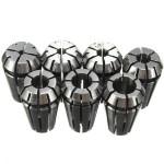 7stk Fuld ER11 Precision Spring Collet Set CNC Milling Drejebænk Værktøj & Workholding Instrument & Værktøj