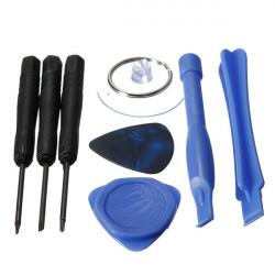 8 i 1 Reparationsverktyg Skruvmejsel Öppnings Bänd Kit för iPhone