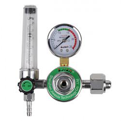 AR Reducer Tryck Gas Flödesmätare för TIG-svetsning Maskiner