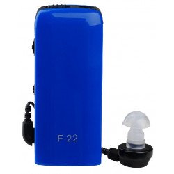 AXON F-22 Professionell Pocket Ear Hörapparater Sound Förstärkare