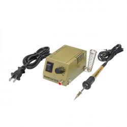BAKU BK-938 110V US Stik Mini SMD SMT Rework Fast Loddestationer