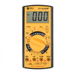 BEST DT-9205M+ 2.6Inch Professional LCD Mini Digital Multimeter