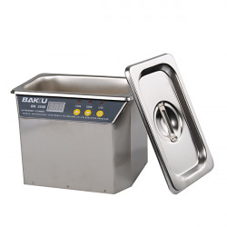 BK-3550 35W/50W 220V High Quality Stainless Steel Ultrasonic Cleaner
