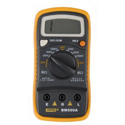 BM500A 1000V 1999M Insulation Resistance Megohmmeter Multimeter