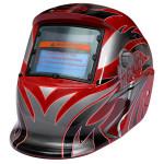 BOOMING FLAME Solar Auto Darkening Welding/Grinding Arc Tig Mig Helmet Mas Professional Instruments & Tools
