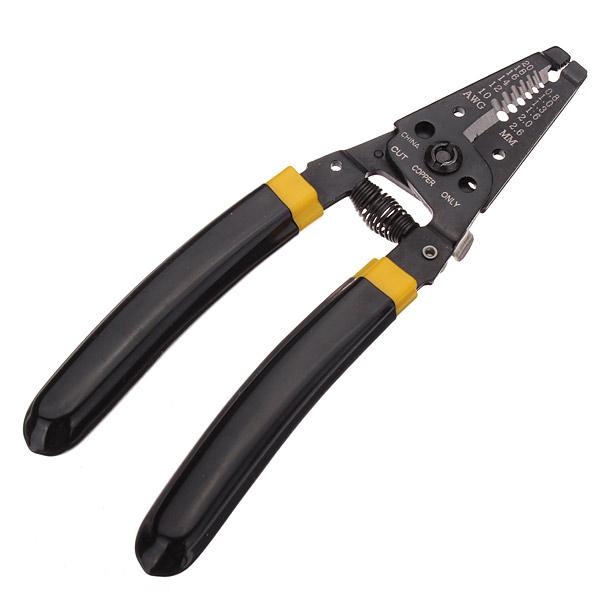 BOSI 0.8-2.6mm Wire Stripper Crimper BS446209 Instrument & Værktøj