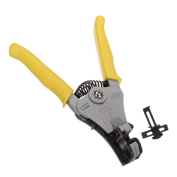 Bosi 1.0-3.2mm Zink Elektrisk Heavy Automatisk Avisoleringstänger BS443122 Instrument & Verktyg