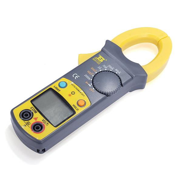 BOSI AC DC Volt Strom AMP OHM Digitale Elektrische Multimeter BS471103 Instrumente und Werkzeuge