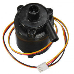 DC 12V 3.3W 3pin Plug Brushless Pump for PC Water Cooling System