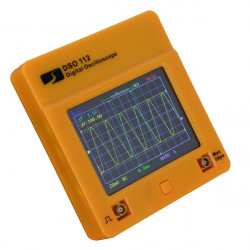 DSO112 2MHz Touch Screen TFT Digital Mini Handheld Oscilloscope