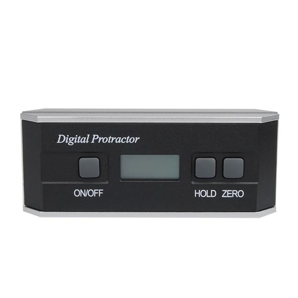 Digitale 360degrees Magnetische Winkelmesser Winkelsucher Meter Neigungssensor Instrumente und Werkzeuge