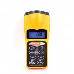 Digital LCD Ultrasonic Laser Diastimeter for 60 Feet Electronic Ruler