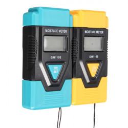Digital LCD Brennholz Feuchtigkeit Feuchtigkeit Meter Damp Detektor der Hintergrundbeleuchtung Sensor 2 Farb