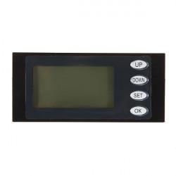 Digitale LED Strommessinstrument Monitor Spannungs KWh Zeit Watt Energie Amperemeter