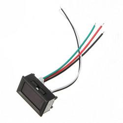 Dubbel Voltmeter Ampermeter LED Panel Displayer DC 0-100V 0-10A