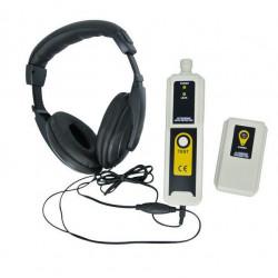 E04-003 Ultrasonic Luft Vand Dust Leak Locator Detektor Tester