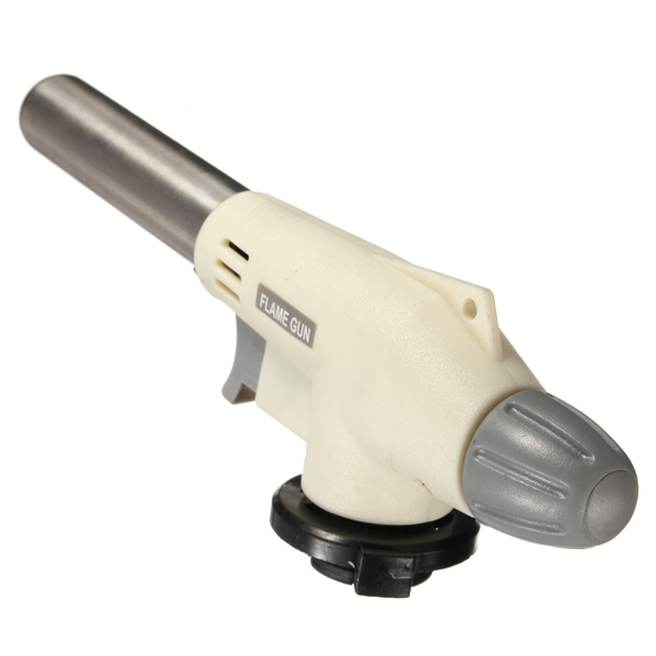 Flame Gun Butane Gas Blow Jet Burning Welding Solder Iron Torch Professional Instruments & Tools