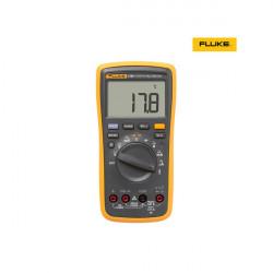 Fluke 17B + F17B + Professional Digitalt Multimeter Måling