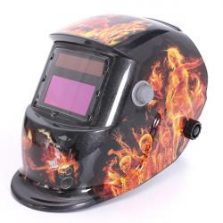 Ghost Fire Solar Auto Darkening Welding Helmet Arc Tig mig Grinding Welders Mask