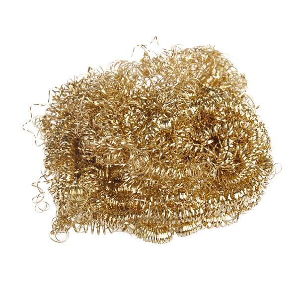 Goden Soldering Solder Iron Tip Cleaner Set Sponge Cleaning Curls Professional Instruments & Tools