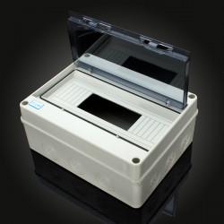 HT-12ways ABS Outdoor IP65 Waterproof Distribution Panel Box