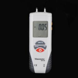 HT-1890 LCD Digital Gauge Differential Lufttryk Meter Manometer