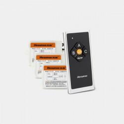 Hesunse Tre Sätt Trådlös Smart Hem Fjärrutlösare med Batteri