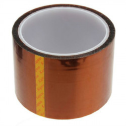 High Temperature Heat Resistant Kapton Tejp Polyamid 50mm X 30M
