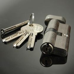 Halten Hand Schlösser Schließzylinder 70mm Messingschloss Core Practice Sperre