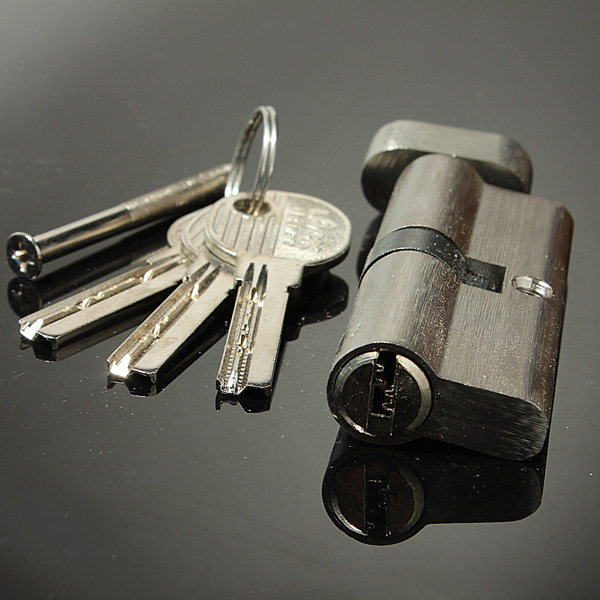 Hold Hand Locks Lock Cylinder 70mm Brass Lock Core Practice Lock Professional Instruments & Tools