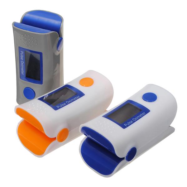 Home OLED Finger Pulse Oximeter spo2 monitor Fingertip Oxygen Monitor Professional Instruments & Tools