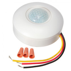 Infrared IR Motion Sensor Ceiling Switch Lamp Light Control
