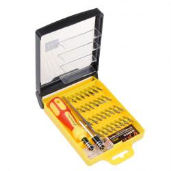 JK 6032 B 33 in 1 Magnetische Präzisions Schraubendreher Set Reparatur Werkzeug Satz