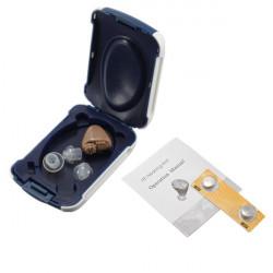 K-82 Best In Ear Sound Volym Förstärkare Justerbar Tone Hörapparater