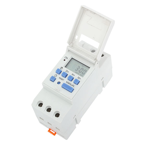 KI 206 Multifunktions programmierbarer elektronischer Timer Data Storage Instrumente und Werkzeuge