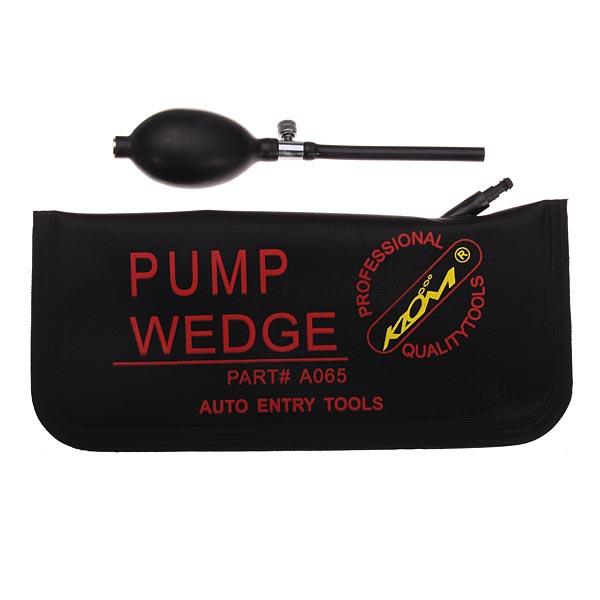 KLOM Air Wedge Auto Indtastning Værktøj Professional Lock Pick Set Instrument & Værktøj