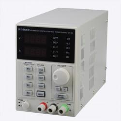 KORAD KA3005D 0 ~ 30V 0 ~ 5A Precision Variabel Justerbar DC Strömförsörjning