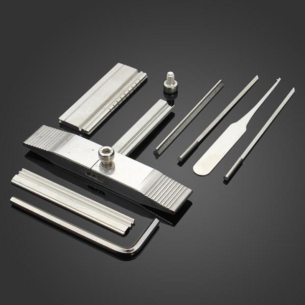 Verschluss Auswahl Werkzeuge für KABA Locks Schlosserei Werkzeug Satz Instrumente und Werkzeuge