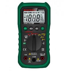 MASTECH MS8239D AC DC Ohm Frekvens Auto Range Digital Multimeter