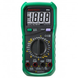 MASTECH MY64 AC DC Ohm Frequenzdiode Auto Range Digital Multimeter