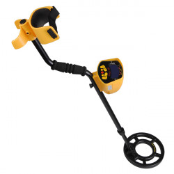 MD3010II Professional Metal Detector Undeground Gold Digger Treasure Hunter with LCD Display