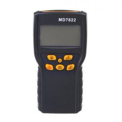 MD7822 LCD Display Digital Grain Moisture Temperature Meter Tester