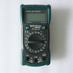 Mastech MS8233B LCD Digital Multimeter AC Voltage Detector