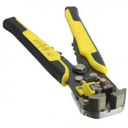 Multifunctional Automatic Wire Stripper Crimping Pliers Terminal Tool Yellow