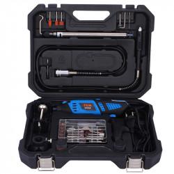 Mehrzweck Elektroschleifer Elektrowerkzeug Kit mit Voll Zubehör Set